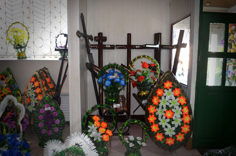 Крест в Кобрине, Дрогичине